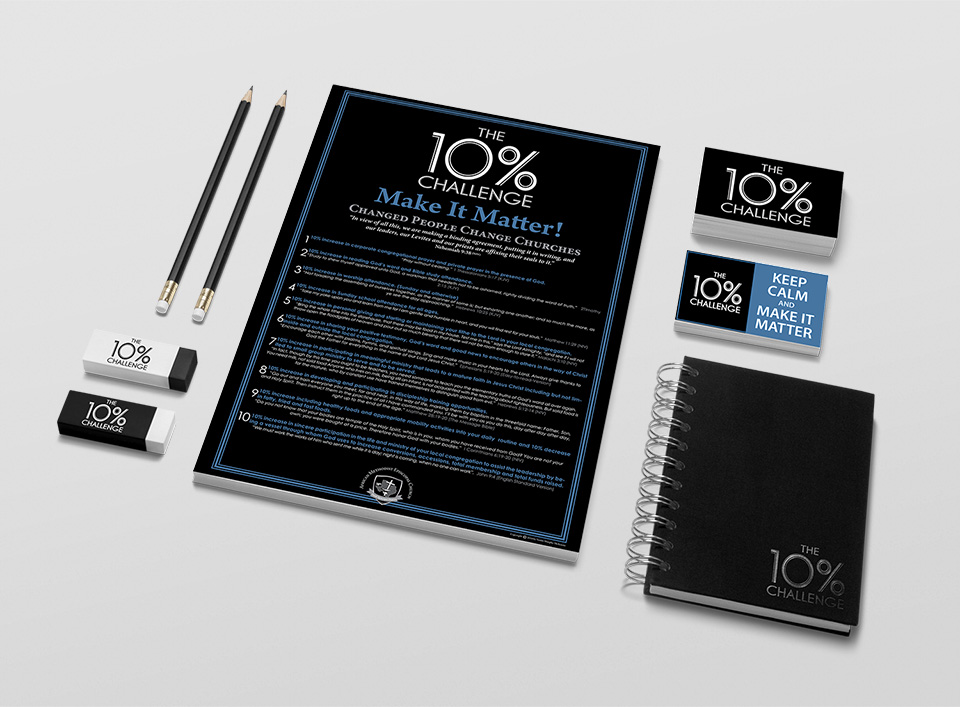 Corporate ID Package 10% Challenge