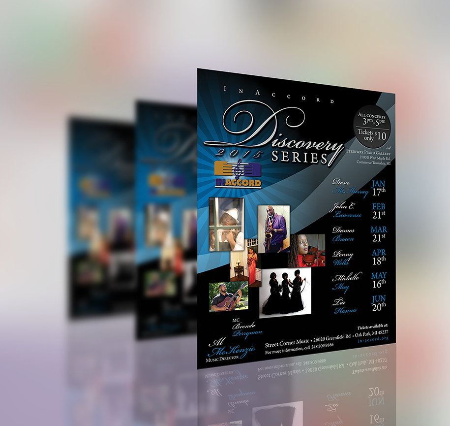 InAccord Discovery Series
