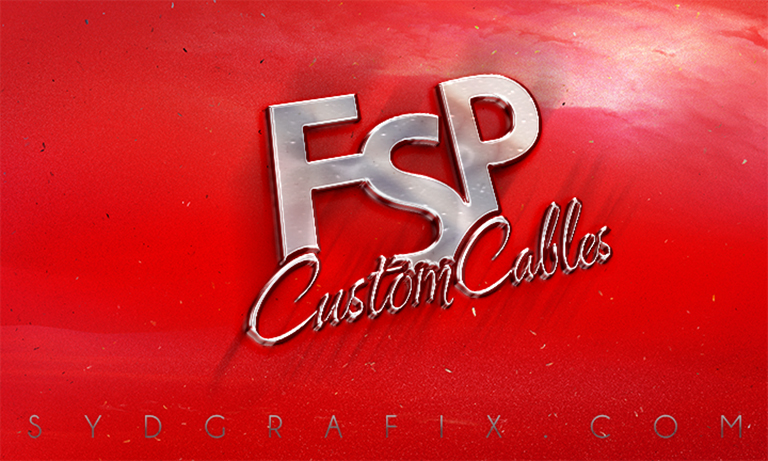 FSP Custom Cables