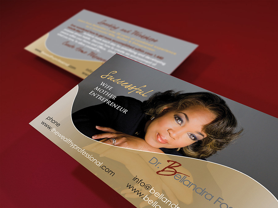 Bellandra Foster Business Card
